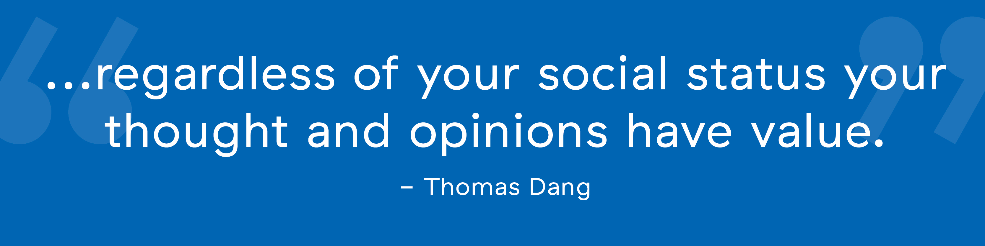 Thomas Dang