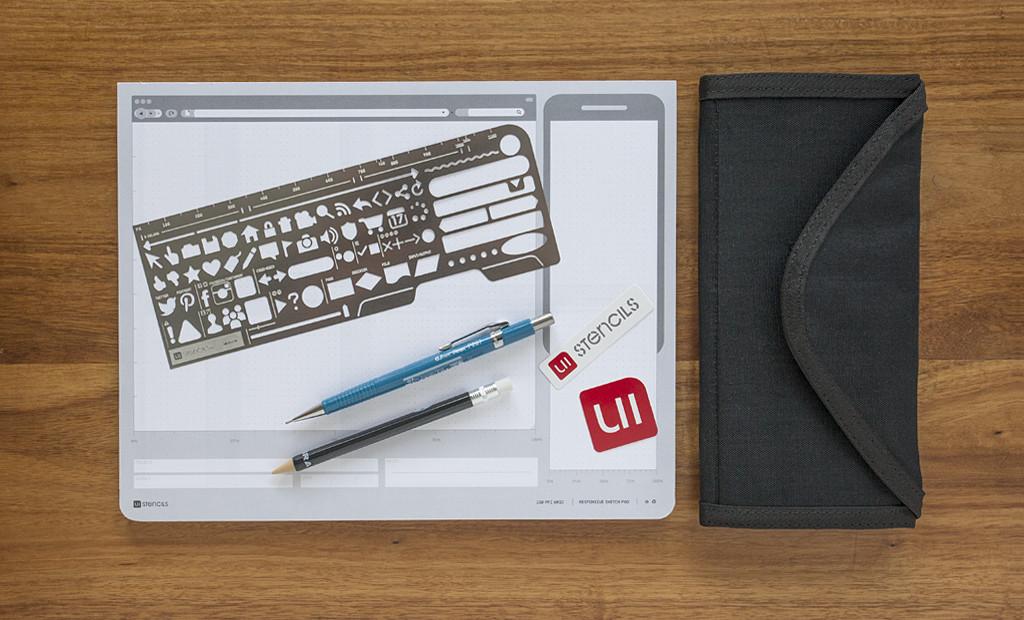 UI Stencils Starter Pack